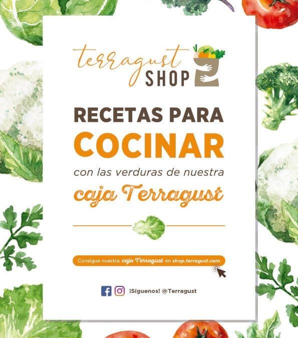Terragust Rezepte (auf Spanisch)