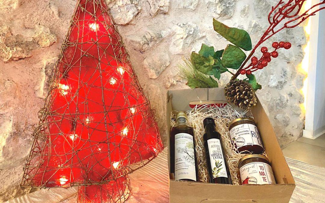 ¡Regala Terragust estas Navidades!